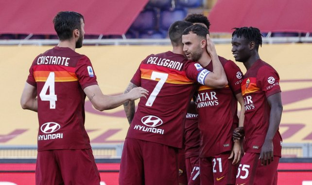 Serie A : l'AS Roma cartonne Crotone
