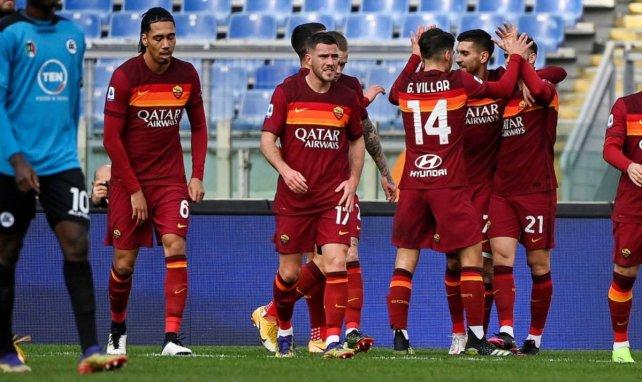 Serie A : l'AS Roma se venge de Spezia dans un match totalement fou