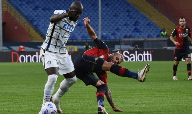 Romelu Lukaku abrió el marcador
