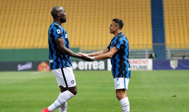 Serie A : l'Inter arrache la victoire en fin de match face à Cagliari