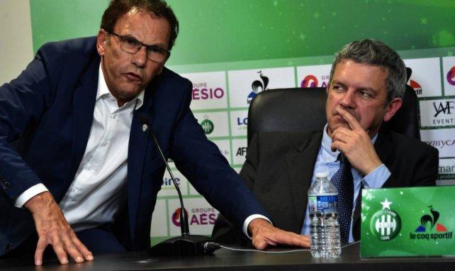 Xavier Thuilot quitte son poste de directeur général à l'AS Saint-Etienne