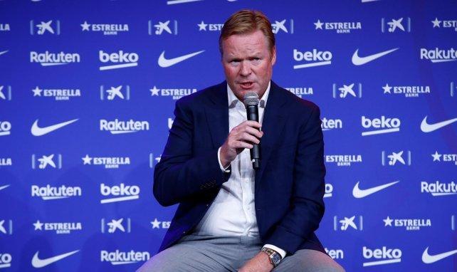 Barça : Ronald Koeman prend position sur le dossier Neto