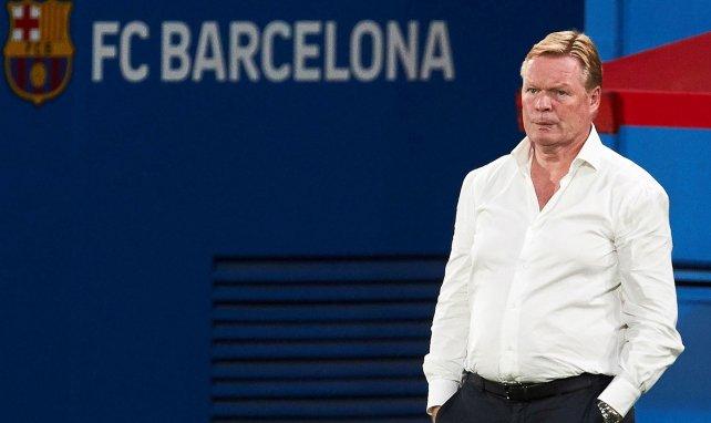 Barça : l'avenir de Ronald Koeman toujours incertain