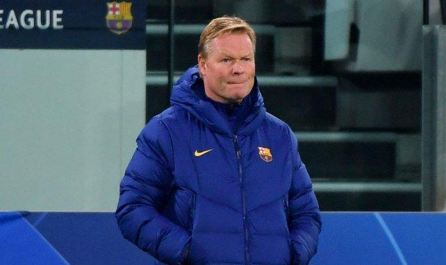 FC Barcelone : Ronald Koeman ne craint pas une année blanche
