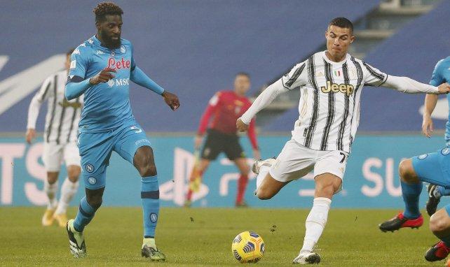 Supercoupe d'Italie : la Juventus remporte le trophée grâce à un CR7 sur le toit du monde