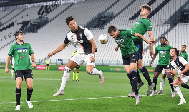 Serie A :  Cristiano Ronaldo sauve la Juventus face à une séduisante Atalanta