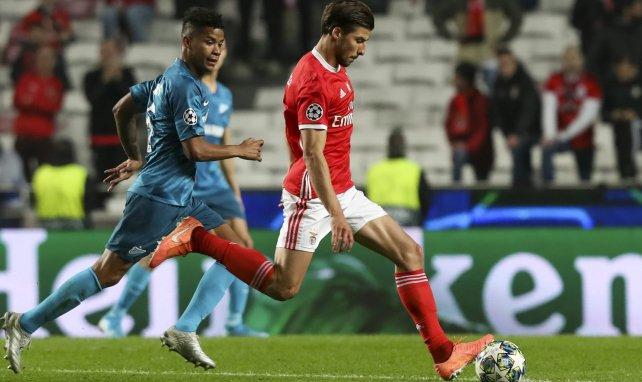 Ruben Dias dans le viseur de Man City — Benfica