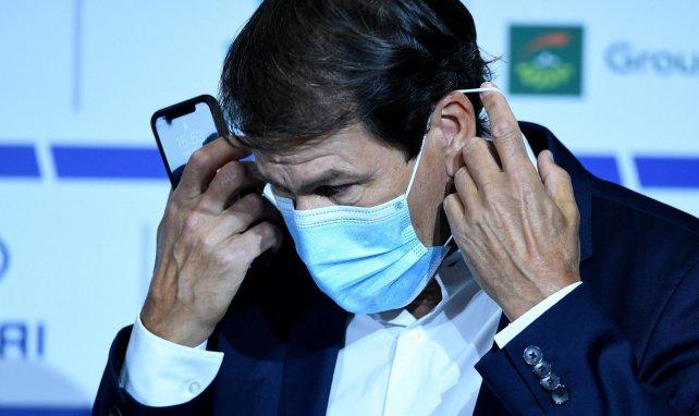 Rudi Garcia voit l'OL européen la saison prochaine