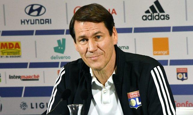 OL : Rudi Garcia ne voit pas Lille, le PSG et Monaco faire un sans-faute
