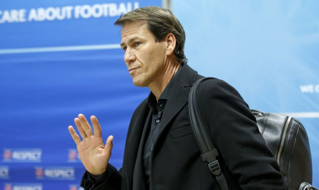 OL : Rudi Garcia est contre la Super League