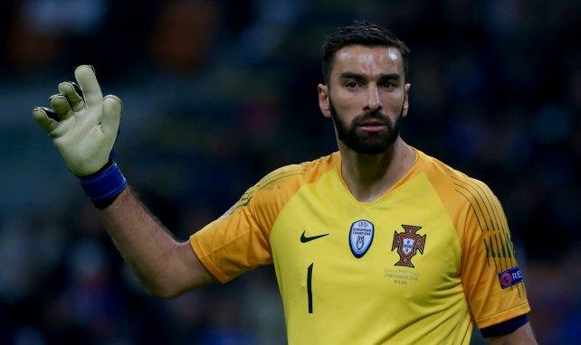 AS Roma : les discussions avancent pour Rui Patricio