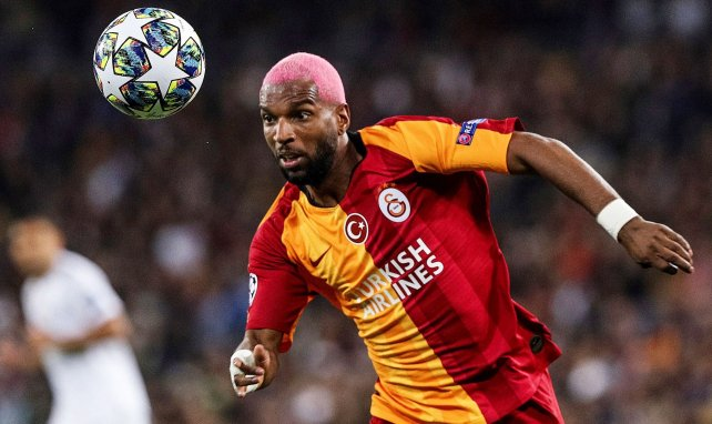Ryan Babel sous le maillot de Galatasaray