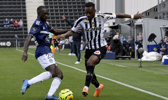 Youssouf Sabaly contre Angers