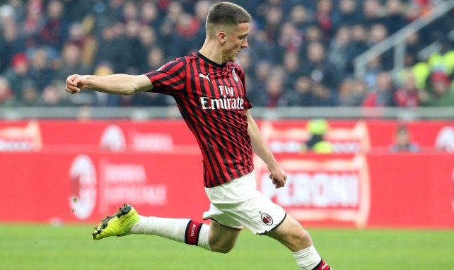 Alexis Saelemaekers va rester à l'AC Milan