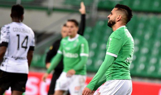 Saint-Etienne fait match nul contre Angers