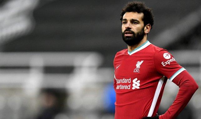 LIVE : Mohamed Salah bute sur Thibaut Courtois !