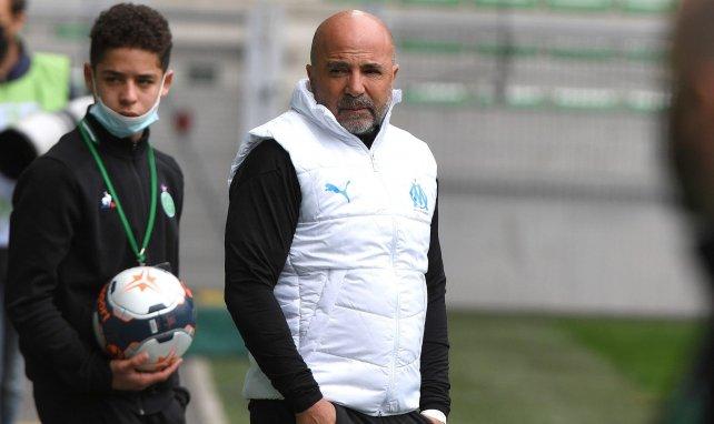 OM : Jorge Sampaoli sait quel attaquant il veut pour remplacer Florian Thauvin