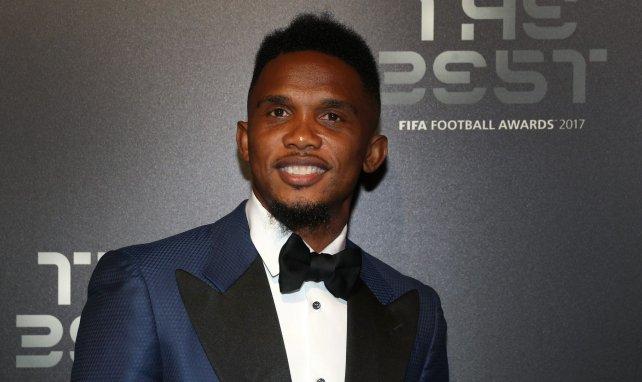 Samuel Eto'o propulse Kylian Mbappé au Barça