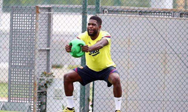 Barça : Ronald Koeman fixe la date de retour de Samuel Umtiti