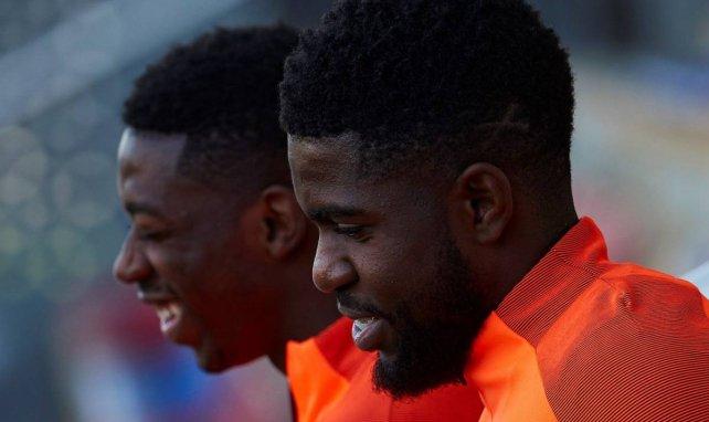 Barça : Ronald Koeman attend de voir Samuel Umtiti avant de penser au mercato