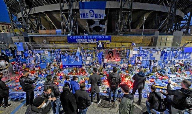 Napoli : la municipalité donne son feu vert pour le stade Diego Armando Maradona