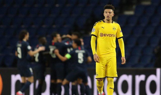 Borussia Dortmund : le problème Jadon Sancho prend de l'ampleur