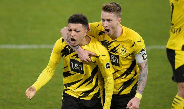 Dortmund : Jadon Sancho sera trop juste pour le match contre Manchester City