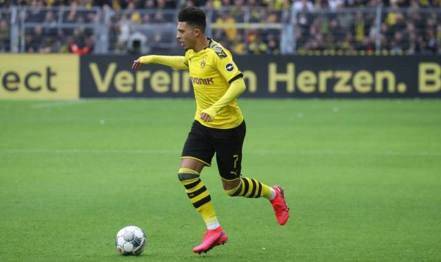 Jadon Sancho vers PSG, Real Madrid, FC Barcelone ou Manchester United