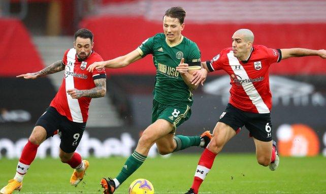 Sander Berge contre Southampton