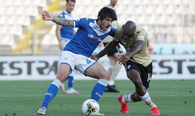 Tonali quitte Brescia pour l'AC Milan