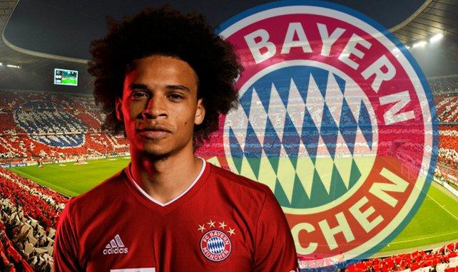 Leroy Sané, le prince du Bayern Munich devenu joker de luxe