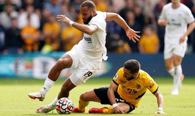 PL : Wolverhampton piégé à domicile par Brentford