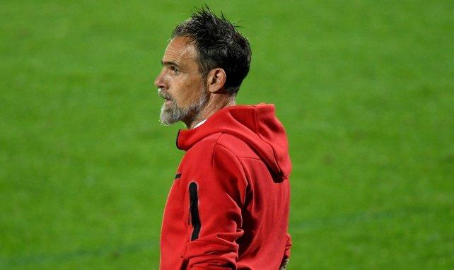 L'ancien entraîneur de Châteauroux Marco Simone