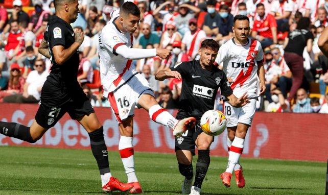 Liga :  le Rayo Vallecano confirme son bon début de saison contre Elche