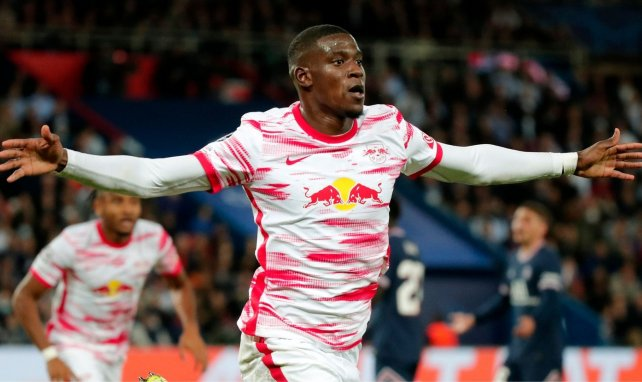 PSG - RB Leipzig : Nordi Mukiele n'est pas d'accord avec l'arbitrage