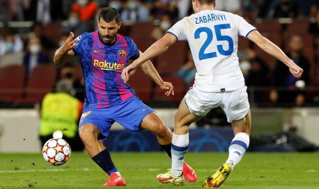 FC Barcelone : Sergio Agüero attend le Clasico avec impatience