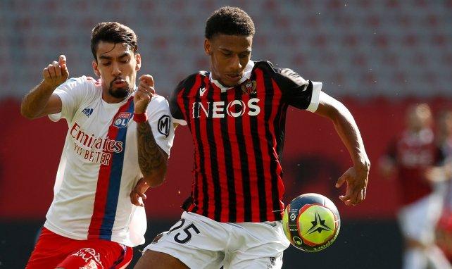 Ligue 1 : l'OGC Nice piège l'OL dans un scénario invraisemblable