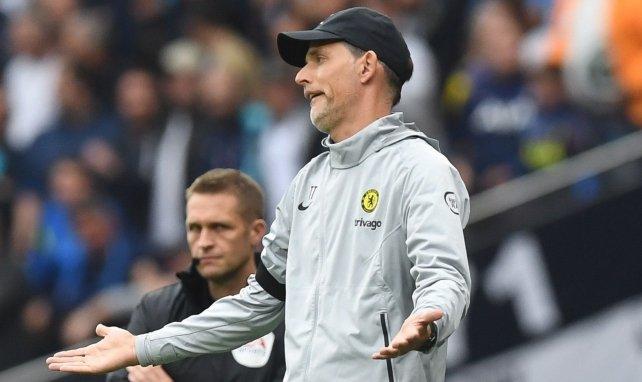 Chelsea : Thomas Tuchel en colère malgré la victoire à Tottenham