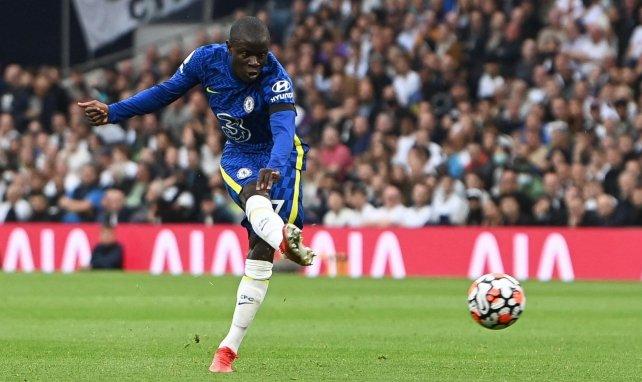 Chelsea : Ruud Gullit donnerait un Ballon d'Or à N'Golo Kanté