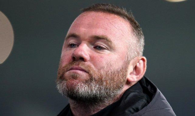 Wayne Rooney et Derby County déposent le bilan