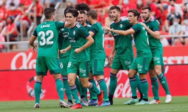 Liga : Majorque piégé en fin de match par Osasuna