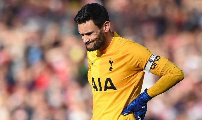 Tottenham : la frustration d'Hugo Lloris après la défaite cuisante à Arsenal