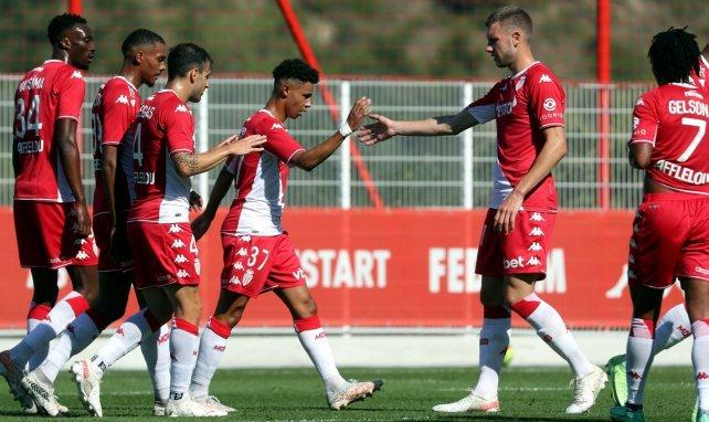 L'AS Monaco l'équipe la plus jeune d'Europe selon le CIES