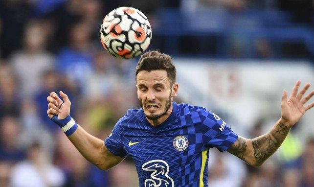 Saul Niguez n'a pas beaucoup joué avec Chelsea