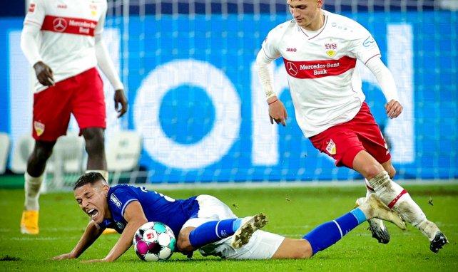 BL : Schalke 04 n'y arrive toujours pas face à Stuttgart