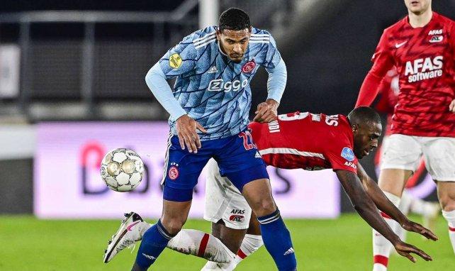 Ajax Amsterdam : Sébastien Haller, déjà au rendez-vous