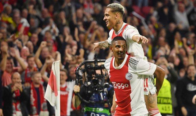 Le début de saison incroyable de l'Ajax Amsterdam