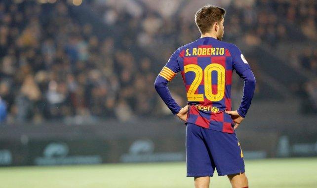 Mercato : Manchester City pense aussi à Sergi Roberto