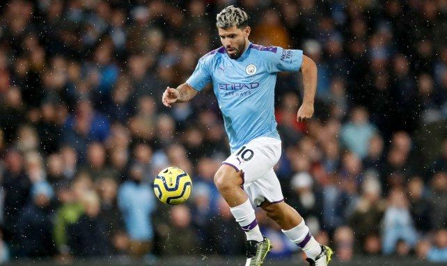 Man City : Sergio Agüero encore absent au moins un mois