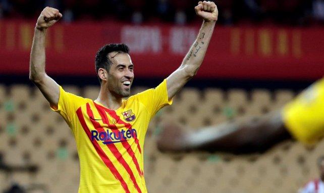 Barça : Sergio Busquets déjà de retour ?